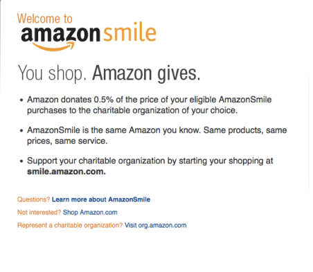 AmazonSmile-screenshot